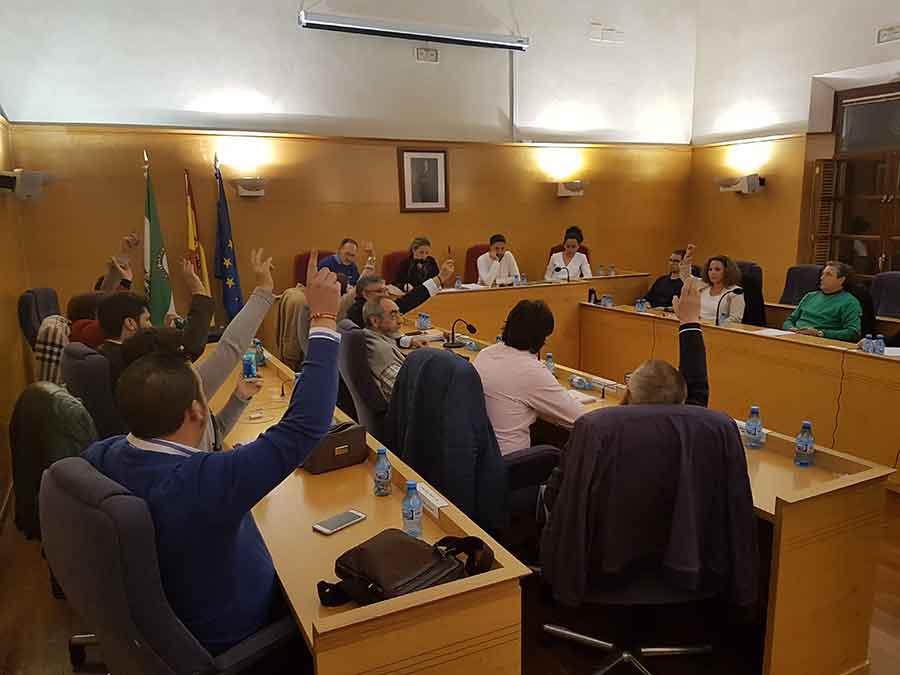 Pleno presupuestos Guadix