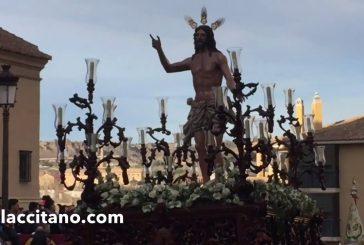 Cofradía de Cristo Resucitado y Ntra. Sra. de la Victoria cierran la Semana Santa 2018