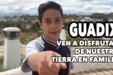 5.000 personas ya han disfrutado del vídeo de Guadix de los alumnos del Colegio de La Presentación ¿Aún no lo has visto?