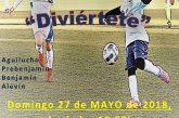 III Torneo de fútbol base Guadix 2018