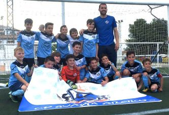 El Guadix Atlético benjamín asciende de categoría
