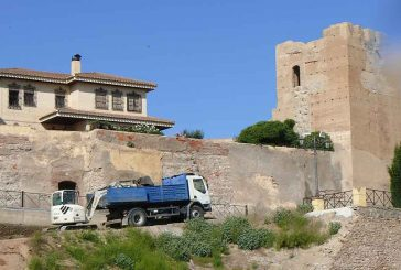 En marcha diversas actuaciones de conservación y mantenimiento en el Teatro Romano Acci