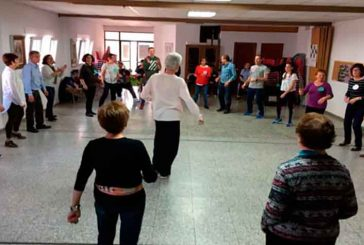 La delegación de apostolado seglar organiza un Taller de Danzas del Mundo para este sábado 12 de mayo