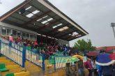 FOTO DENUNCIA: Mala imagen de Guadix por el mal mantenimiento de sus instalaciones deportivas