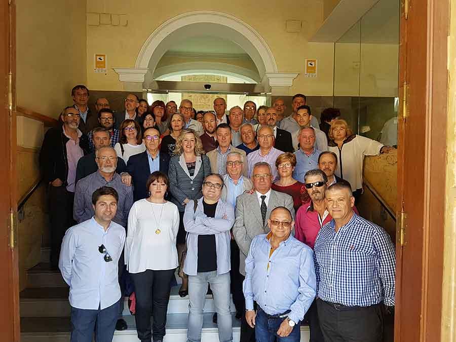 Trabajadores ayuntamiento de Guadix