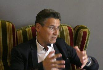 Entrevista a Luis Salvador en Guadix, diputado nacional de Ciudadanos [Vídeo]
