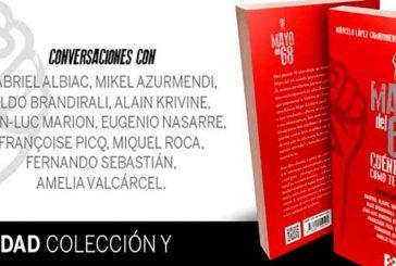 Un libro sobre Mayo del 68 se presenta en Guadix, este jueves 17 de mayo, en el patio del ayuntamiento