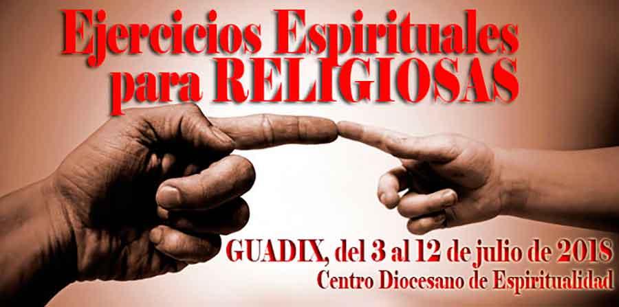 Ejercicios espirituales Guadix
