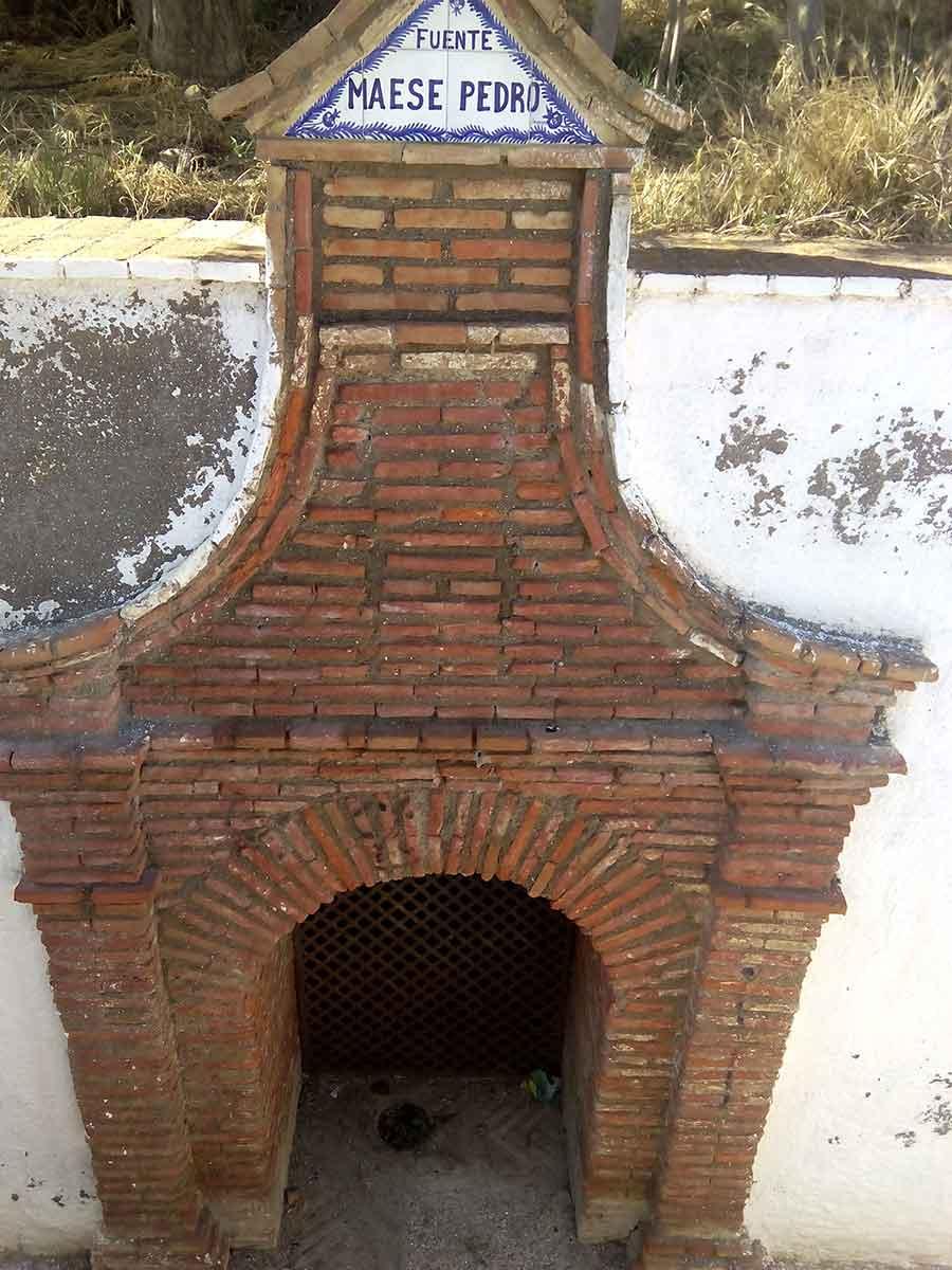 Fuente Maese Pedro Guadix