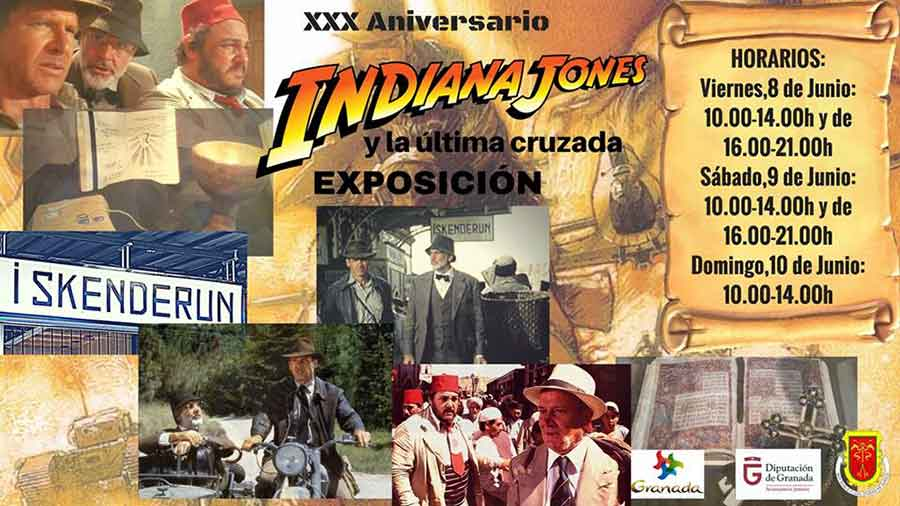 Indiana Jones Guadix