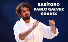 Barítono Pablo Gálvez de Guadix