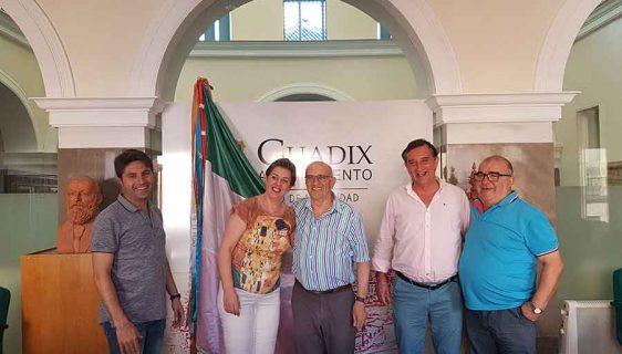 Cascamorras y Ayuntamiento de Guadix