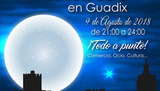 La Noche en blanco Guadix