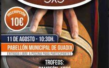 Torneo Ciudad de Guadix 3x3 de Baloncesto