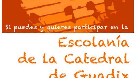 Escolanía de la catedral de Guadix