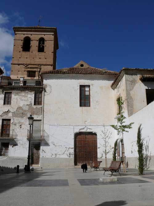 Iglesia de San Francisco de Guadix