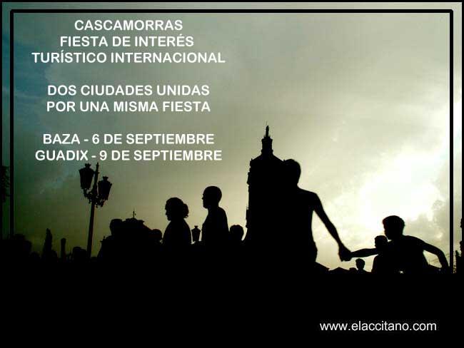 Cascamorras 2015