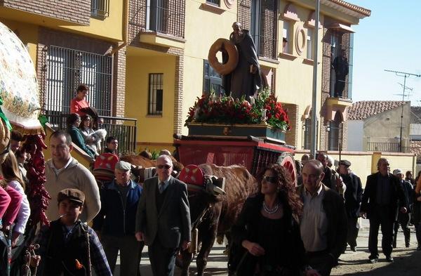 Fiestas de San Antón Guadix