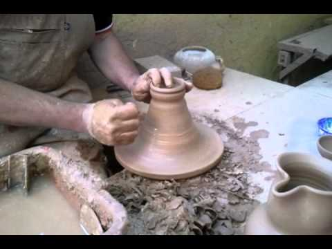 Juan Gabarrón maestro artesano de la cerámica accitana