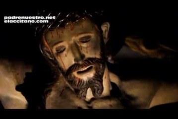 Misericordia – El silencio de la noche acompaña al Cristo de la Misericordia el Lunes Santo