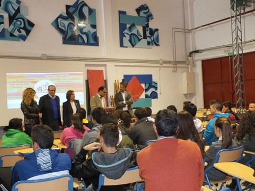 campaña alumnos