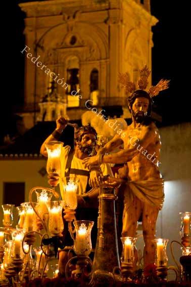 Cartel Semana Santa Guadix 2015