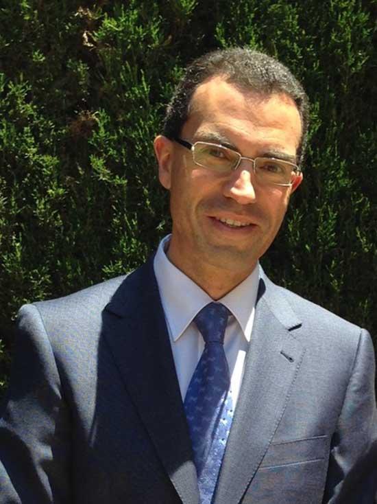 Eduardo Salas Pregonero Semana Santa Guadix 2015