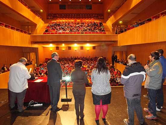 Teatro Romano Guadix escolares
