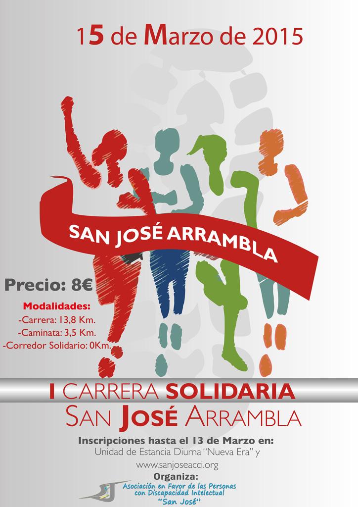 I San José Arrambla – Carrera Solidaria