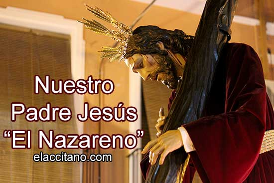 Via crucis Semana Santa Guadix 2015