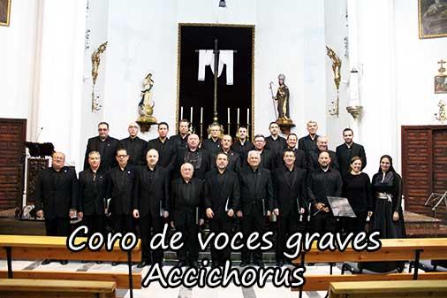 Accichorus concierto sacro