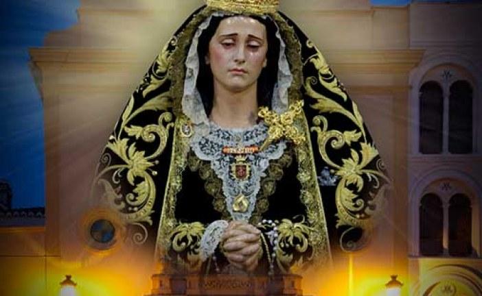 Rosario vespertino a la Virgen de las Angustias – Ntra Señora de la Soledad coronada 30 de Mayo
