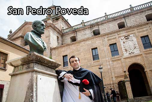 San Pedro Poveda la pelicula