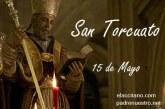 La fiesta de nuestro patrón San Torcuato por un periodista accitano en 1.892