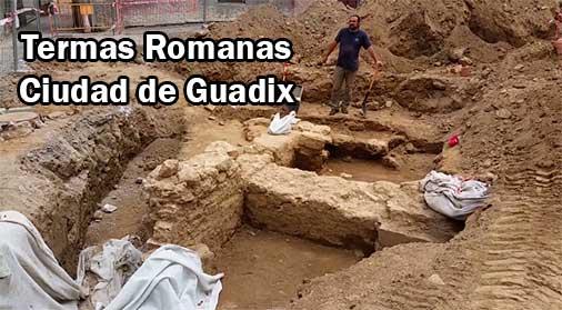 Termas romanas en Guadix