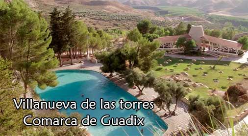 Villanueva de las torres - Comarca de Guadix