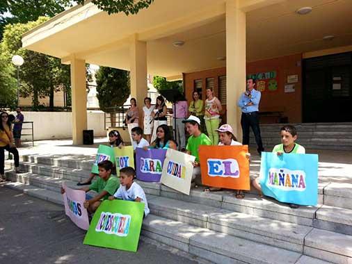Colegio Ruiz del peral de Guadix