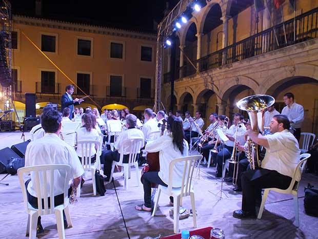 Banda sinfonica Guadix