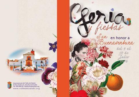 Feria y fiestas de Alcudia en honor a San Buenaventura - Valle del Zalabi