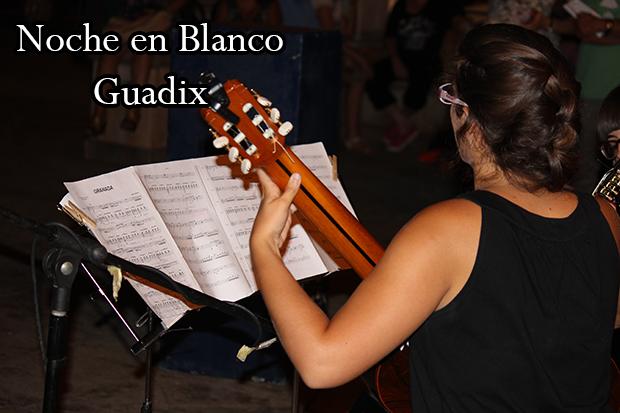 Noche en blanco Guadix