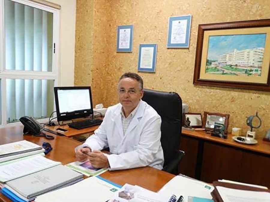 Pregonero Feria de Guadix Torcuato Romero Lopez