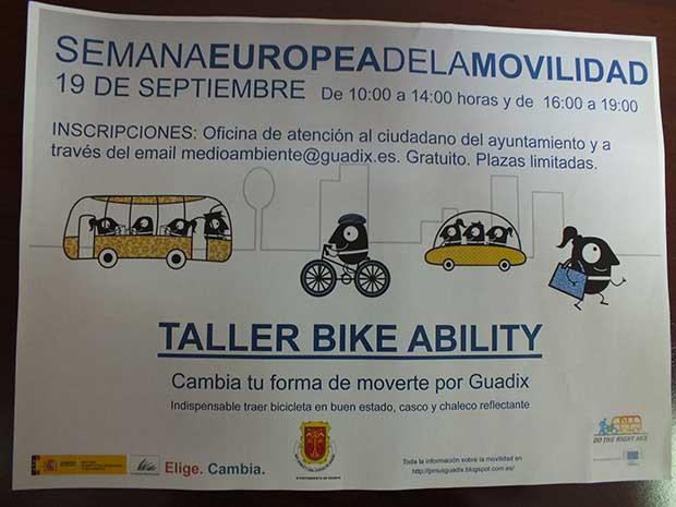 Semana europea de movilidad
