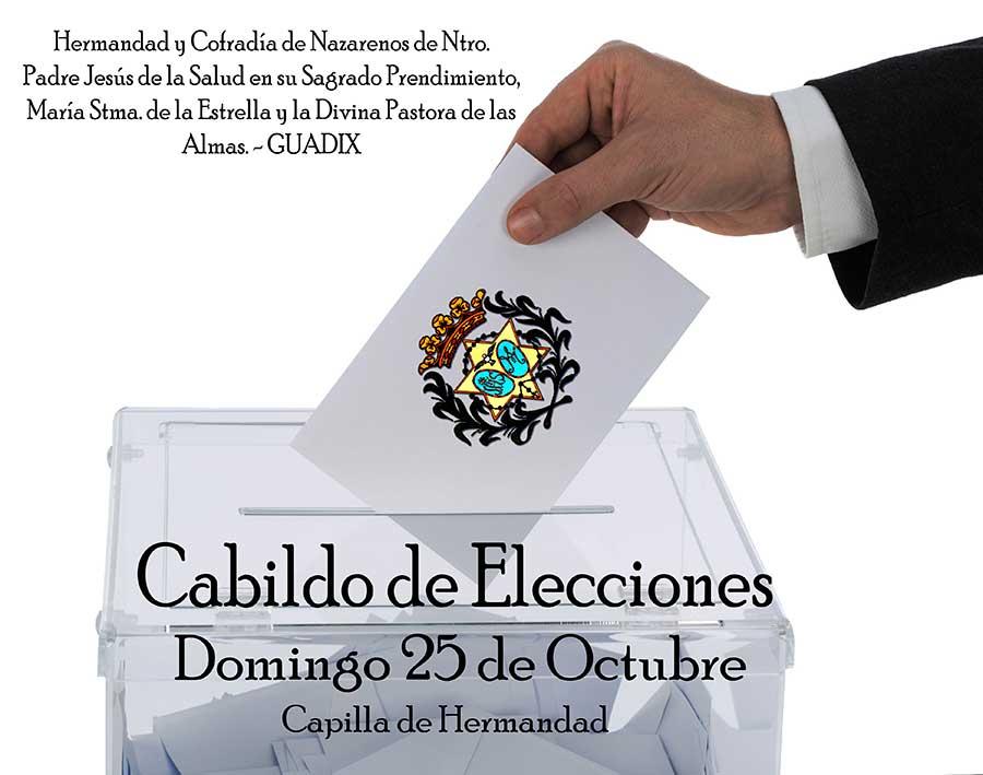 Elecciones hermandad de la Estrella