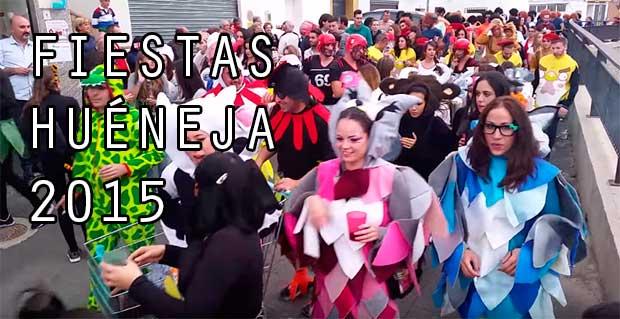 Fiestas Hueneja 2015