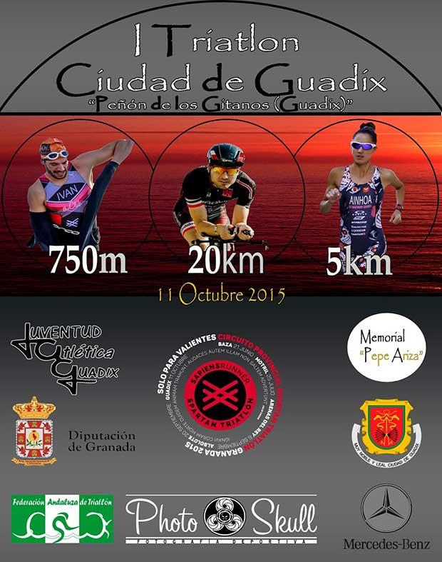 Triatlon Ciudad de Guadix