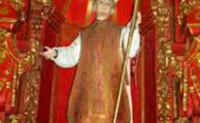San Fandila historia y milagros de un mártir accitano del siglo IX