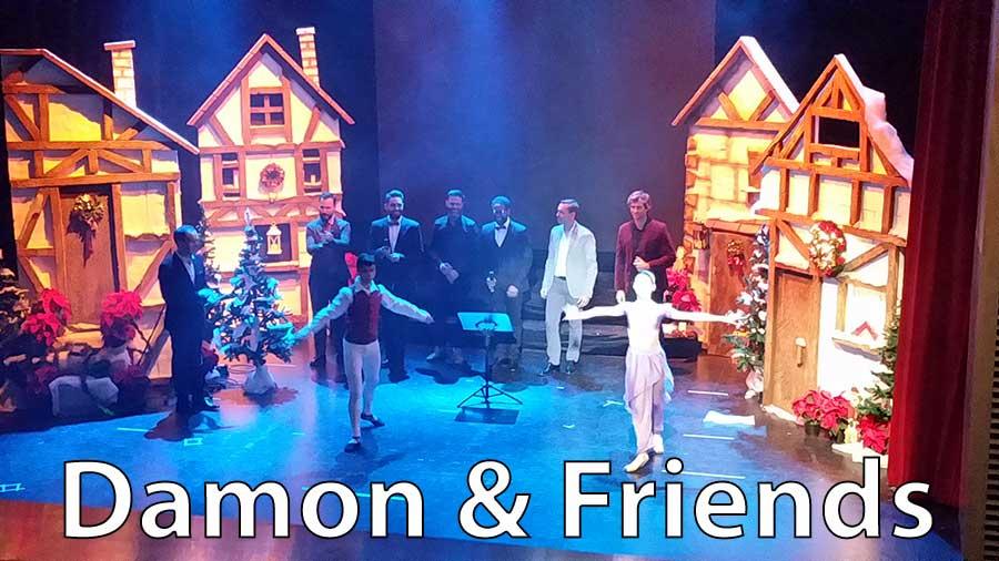 Damon & friends