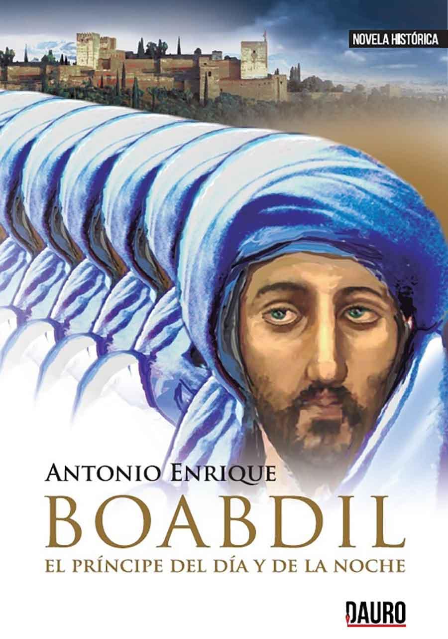 Presentación libro Boabdil de Antonio Enrique