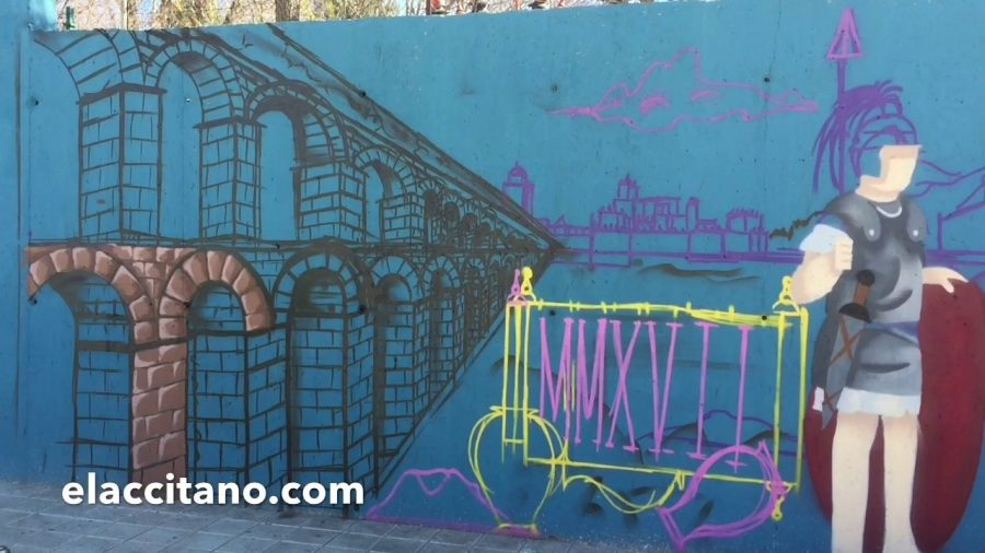 Certamen graffiti Guadix
