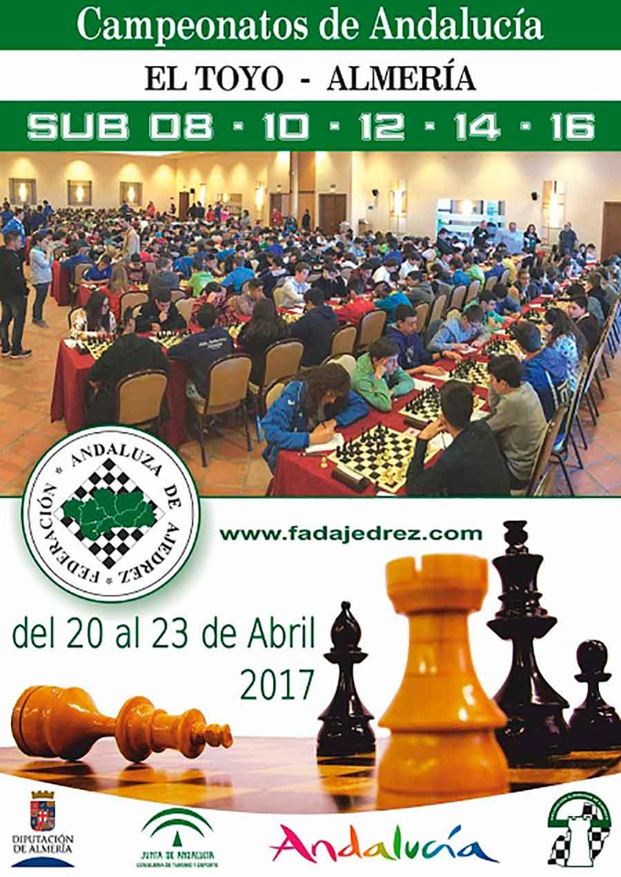Campeonatos de Andalucía de ajedrez